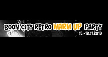 ​Boom City Retro Warm Up live Soundcloudissa